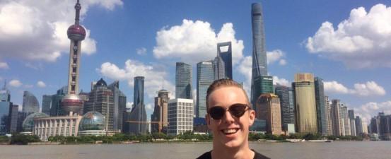 Wessel - Stage Business Development & Marketing  - China