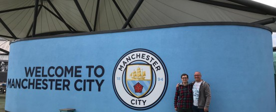Kevin - Afstudeeropdracht in Manchester - Engeland