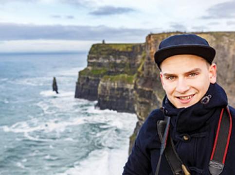 Bestemming Stage in Ierland