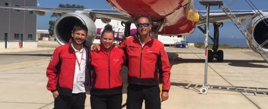 Lisanne - Stage ambulante service  - Malta