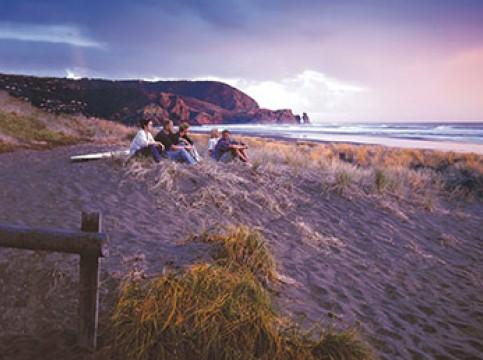 Bestemming Stage in Nieuw-Zeeland