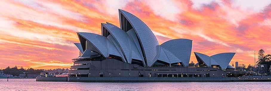 Bestemmingsinformatie Australie