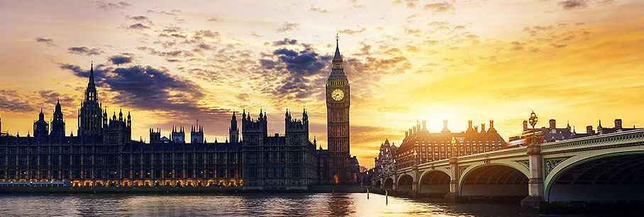 Bestemmingsinformatie Engeland