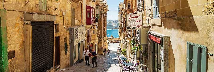 Accommodatie op Malta