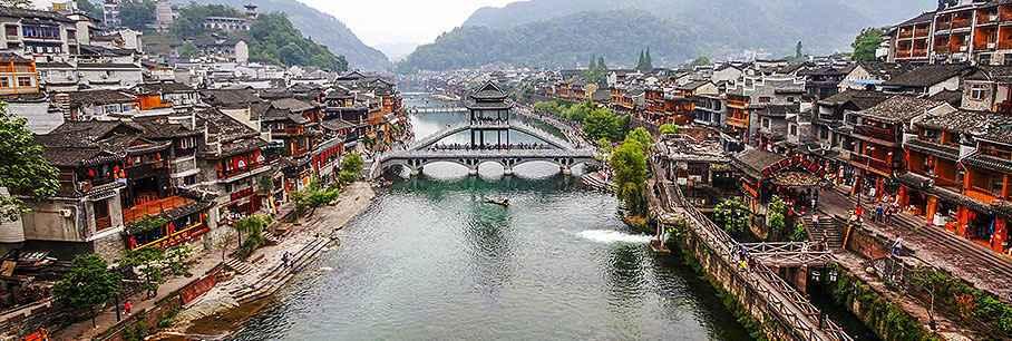 Accommodatie in China