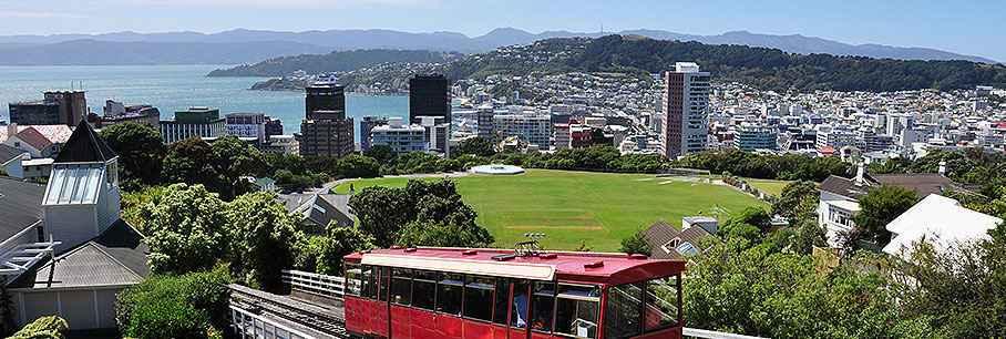 Bestemmingsinformatie Nieuw-Zeeland